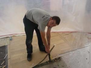 mall job repair